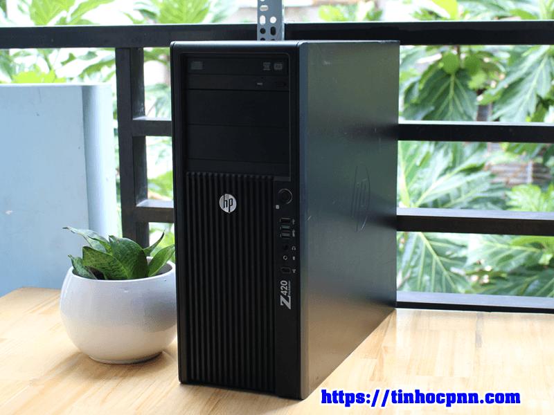 Máy trạm HP Z420 Workstation Máy tính đồ họa gia re 1