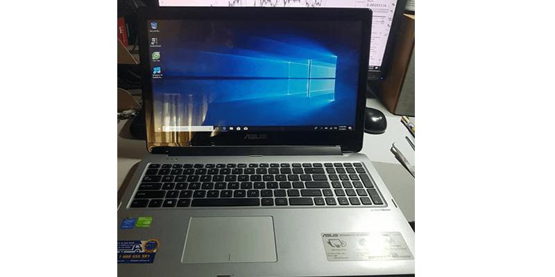 Laptop Asus TP550L giá rẻ