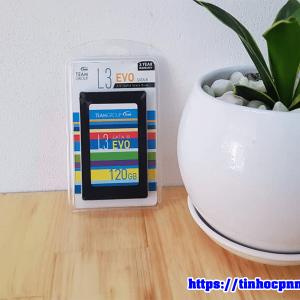 Ổ cứng SSD cho laptop 120G Team EVO, bảo hành 3 năm giá rẻ 2