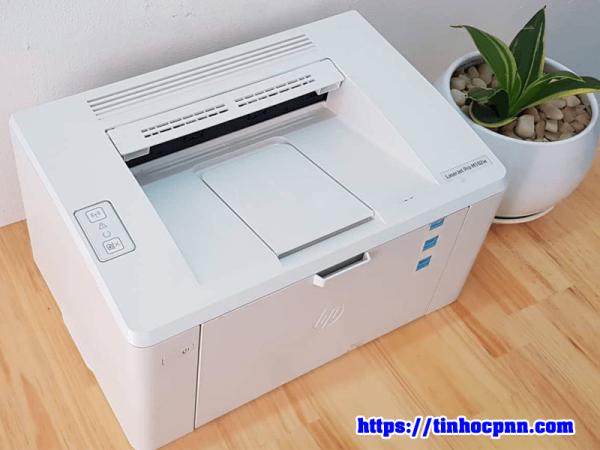 Máy in HP LaserJet Pro M102W in laser trang den gia re 2