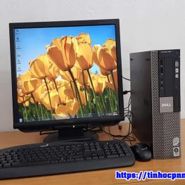 Bộ máy tính Dell Optiplex 960 văn phòng, giải trí, may tinh ban gia re tphcm 3