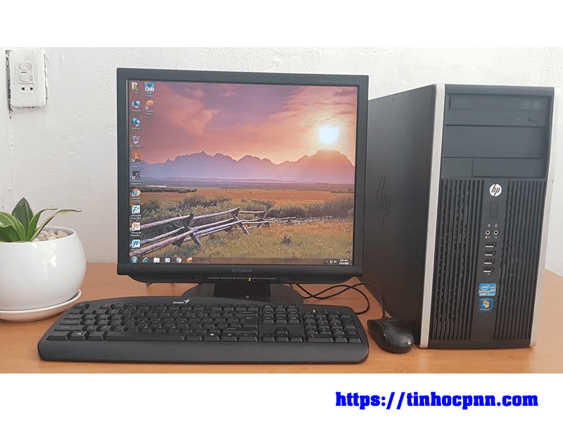 Máy bộ HP compaq 8200 chơi FIFA 4, LOL, PUBG mobile 3