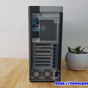 Máy trạm Dell Precision T3600 Xeon E5 Ram 16G SSD120G HDD 2TB may tinh do hoa gia re tphcm