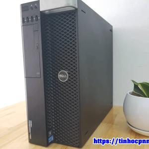 Máy trạm Dell Precision T3600 Xeon E5 Ram 16G SSD120G HDD 2TB may tinh do hoa gia re tphcm 5