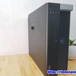 Máy trạm Dell Precision T3600 Xeon E5 Ram 16G SSD120G HDD 2TB may tinh do hoa gia re tphcm 7