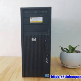 Máy trạm HP Z200 Workstation X3430 ram 8GB SSD 120G Quadro 2000 5