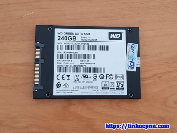 ố cứng ssd 240g wd gia re tphcm 3