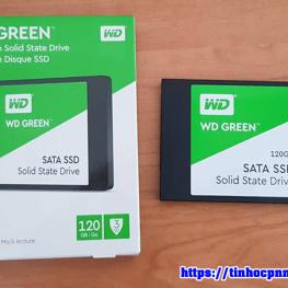 Ổ Cứng SSD WD 120GB Green ổ cứng ssd giá rẻ tphcm 1