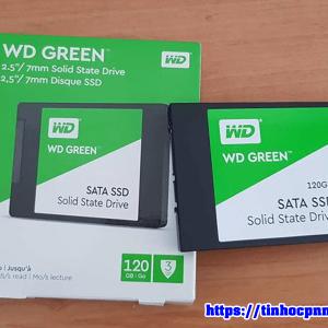Ổ Cứng SSD WD 120GB Green ổ cứng ssd giá rẻ tphcm 2