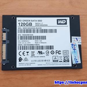 Ổ Cứng SSD WD 120GB Green ổ cứng ssd giá rẻ tphcm