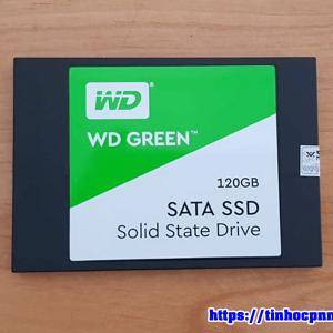 Ổ Cứng SSD WD 120GB Green ổ cứng ssd giá rẻ tphcm 4