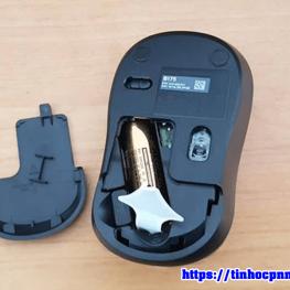 Chuột không dây logitech B175 chuột vi tính giá rẻ tphcm 1