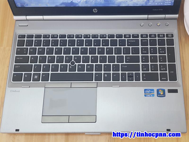 Laptop HP Elitebook 8570p core i5 ram 4G SSD 120G AMD 7570M laptop cũ giá rẻ tphcm