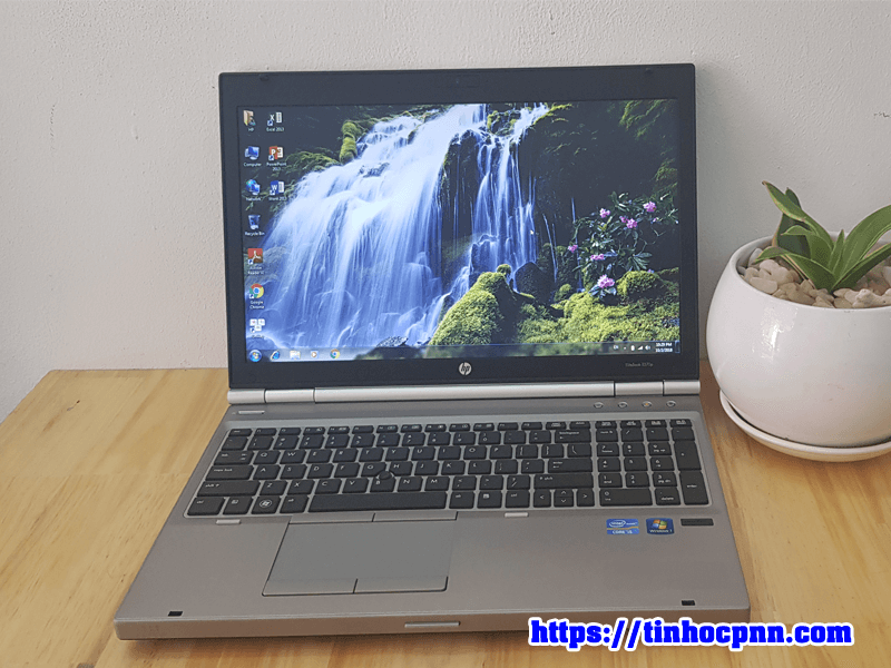 Laptop HP Elitebook 8570p core i5 ram 4G SSD 120G AMD 7570M