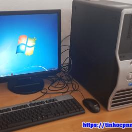 Máy trạm Dell Precision T5500 X5660 ram 24GB SSD 120GB HDD 500GB GTX 660