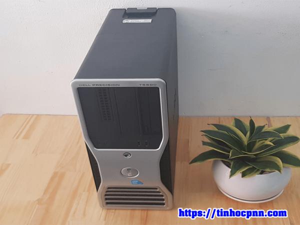 Máy trạm Dell Precision T5500 X5660 ram 24GB SSD 120GB HDD 500GB GTX 660 3