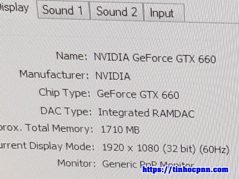 Máy trạm Lenovo S20 workstation chuyên game - đồ họa máy tính cũ giá rẻ tphcm 1