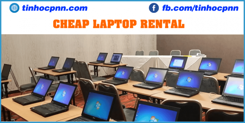 cheap laptop rental in ho chi minh city