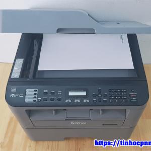 Máy in Brother MFC-L2701DW in scan photocopy máy in cũ giá rẻ tphcm 1