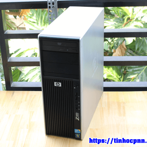 Máy trạm HP Z400 Workstation gia re tphcm 2