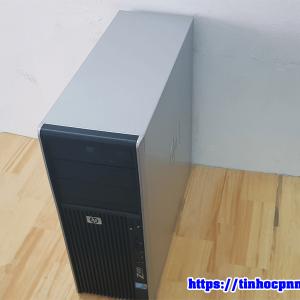 Máy trạm HP Z400 Workstation máy tính đồng bộ cũ giá rẻ tphcm 1