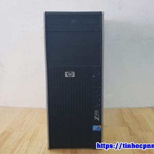 Máy trạm HP Z400 Workstation máy tính đồng bộ cũ giá rẻ tphcm