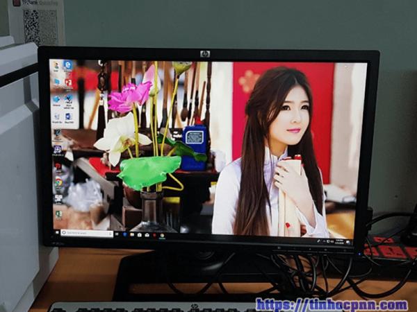 Màn hình máy tính 22 inch full HD HP ZR22W Màn hình vi tính cũ giá rẻ 3