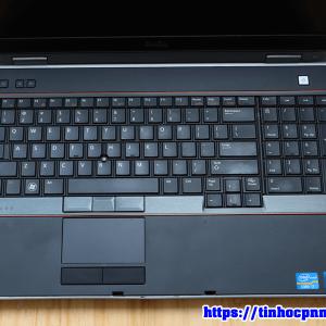 Laptop Dell Latitude E6520 core i7 laptop van phong gia re tphcm 1