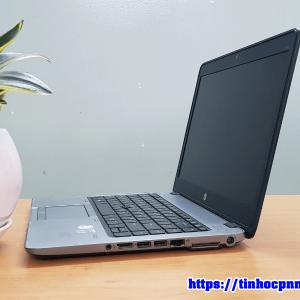Laptop HP 840 G1 core i5 SSD 120GB card rời choi game do hoa gia re tphcm 1