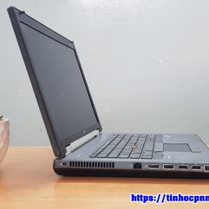 Laptop HP Workstation 8770w i7 SSD 240G K3000M laptop do hoa gia re tphcm 5