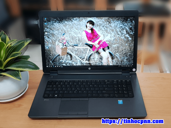 Laptop HP Zbook 17 i7 4810MQ Quadro K3100M laptop cu gia re tphcm