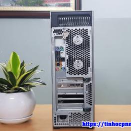 Máy trạm HP Z600 Xeon X5570 x2 Ram 24G Quardo 4000 may tram workstation gia re hcm 2