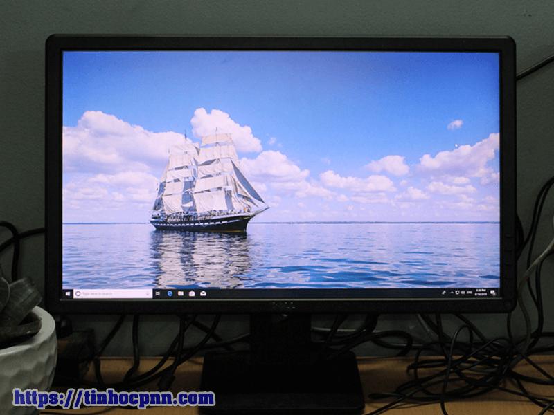 Màn hình máy tính Dell E2214H 21 man hinh may tinh cu gia re 5