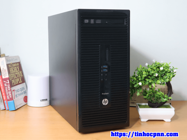 Máy bộ HP Prodesk 400 G2 MT văn phòng, chơi game fo4 LOL pubg mobile 8