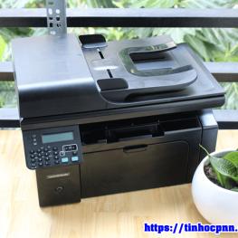 Máy in HP Laserjet M1212nf MFP in scan photo đẹp may in cu gia re tphcm 1
