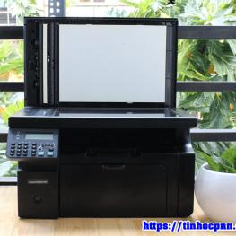 Máy in HP Laserjet M1212nf MFP in scan photo đẹp may in cu gia re tphcm 2
