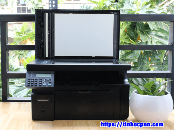 Máy in HP Laserjet M1212nf MFP in scan photo đẹp may in cu gia re tphcm 2