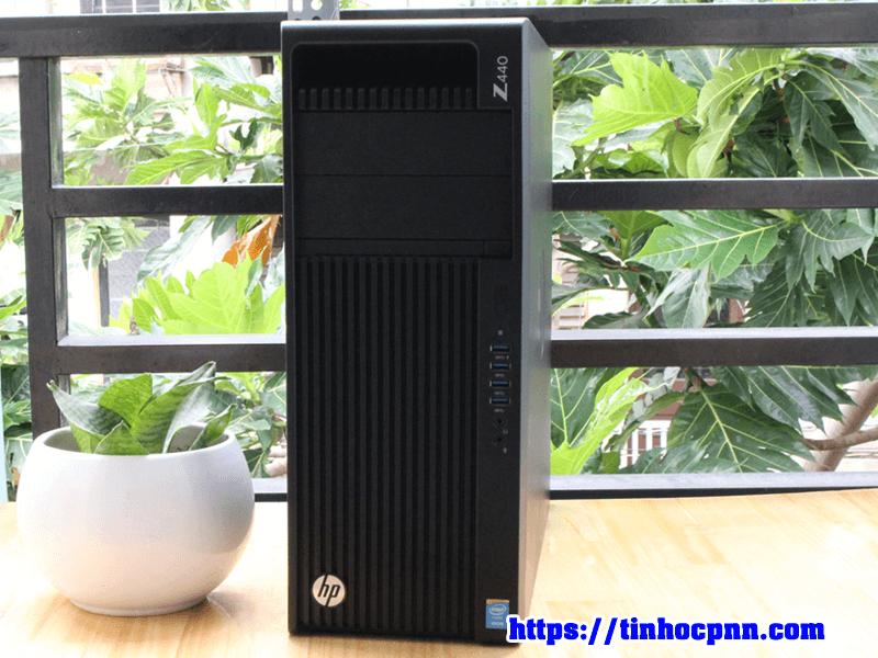 Máy trạm HP Z440 E5 2678 V3 ram 16G GTX 970 may tinh do hoa gia re tphcm