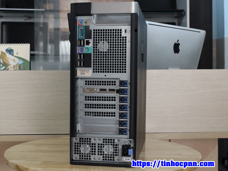 Barebone Dell Precision T3600 Workstation mạnh mẽ gia re (3)