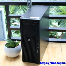 Barebone HP Z420 Workstation Máy tính đồ họa gia re 2