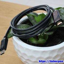 Cáp Displayport to HDMI zin 1 5m cap man hinh gia re tphcm 2