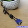 Cáp VGA to VGA zin 1 5 m cable vga sang vga gia re tphcm 3