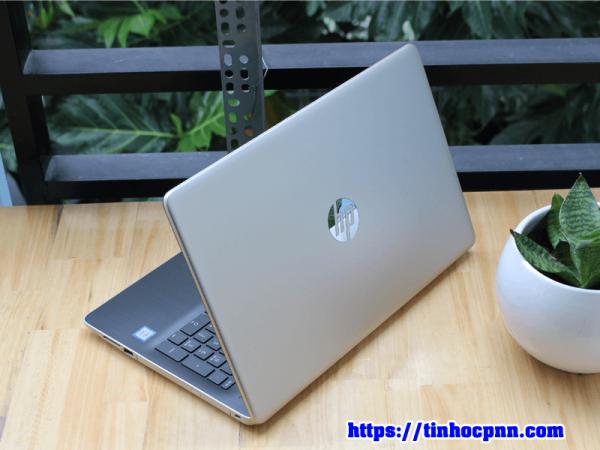 Laptop HP 15 da0054TU i3 7020U ram 4Gb HDD 500gb laptop van phong gia re tphcm 10