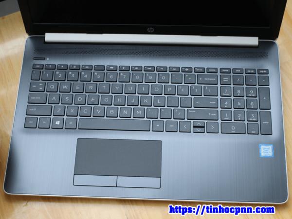 Laptop HP 15 da0054TU i3 7020U ram 4Gb HDD 500gb laptop van phong gia re tphcm 6