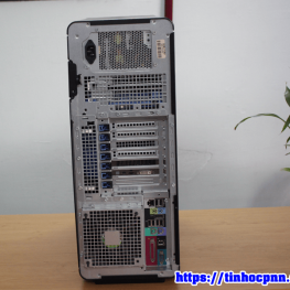 Máy trạm Dell Precision T7500 Workstation Đồ họa chuyên nghiệp Dual Xeon gia re tphcm 2