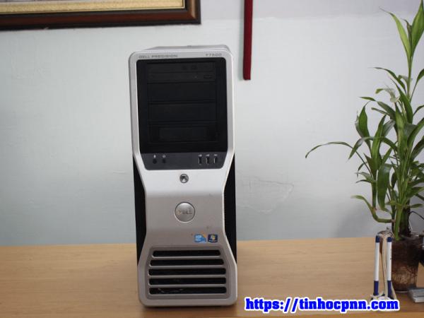 Máy trạm Dell Precision T7500 Workstation Đồ họa chuyên nghiệp Dual Xeon gia re tphcm