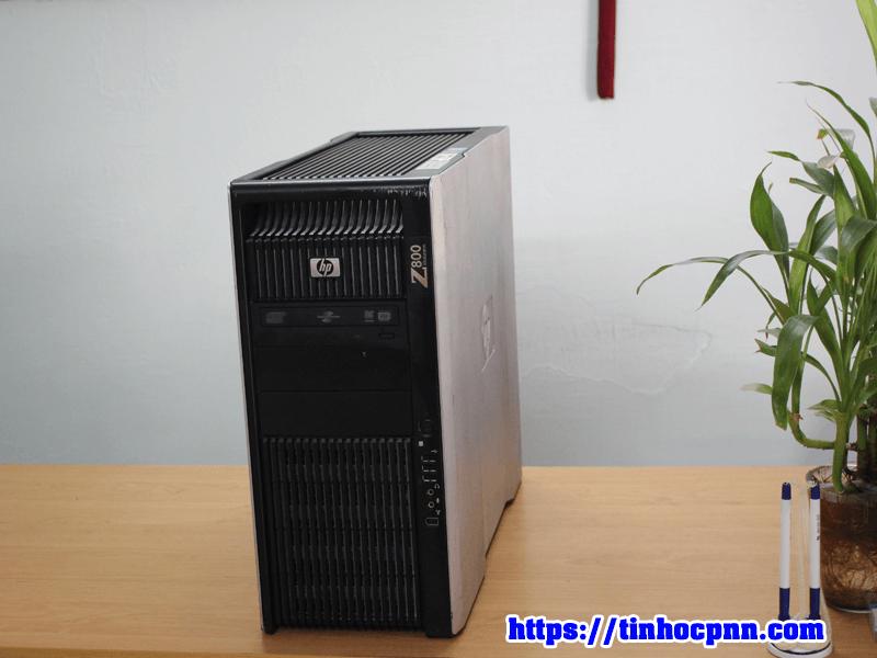 Máy trạm HP Z800 Workstation 2 CPU X5670 gia re tphcm 2
