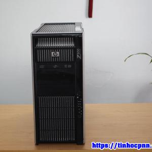 Máy trạm HP Z800 Workstation 2 CPU X5670 gia re tphcm