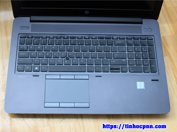 Laptop HP Zbook 15 G3 Workstation i7 6820HQ SSD 256GB Quadro M1000M gia re tphcm 2