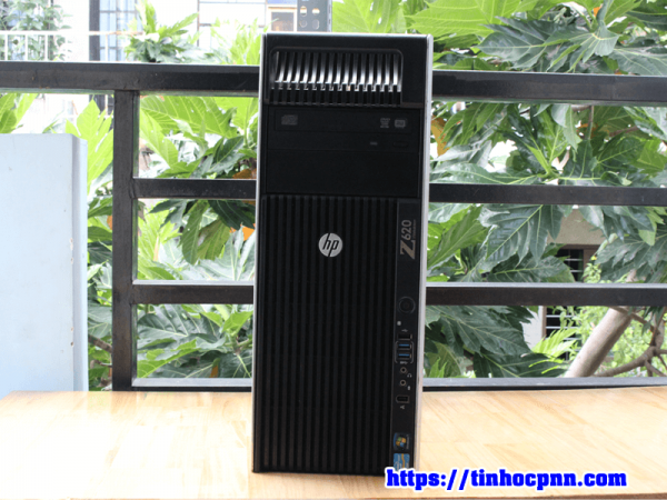 Máy trạm HP Z620 2 cpu E5 2689 ram 32G Quadro 6000 gia re tphcm 3